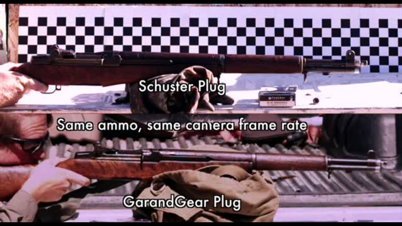 Review: Garand Gear M1 Gas Plug