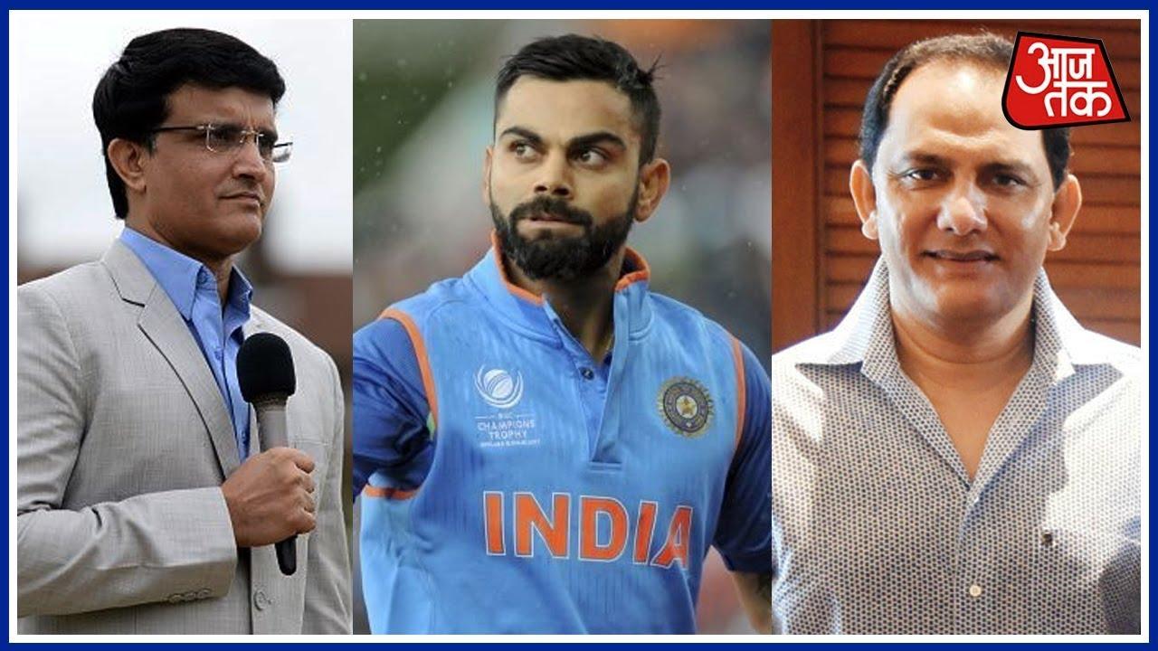 India Vs South Africa 5th ODI   Sourav Ganguly & Mohammad Azharuddin On India's Historic Win #1