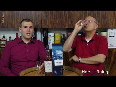 Whisky Verkostung: Talisker 10 Jahre