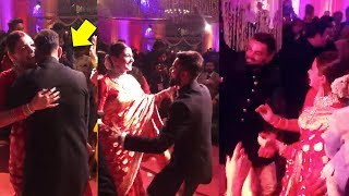 vuclip Virat Kohli Anushka Sharma's CUTE Hug & Dancing Video LEAKED