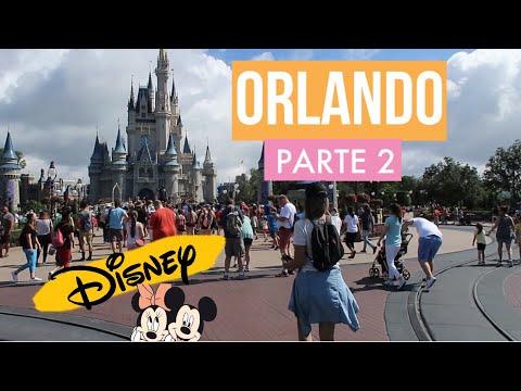 ORLANDO: 1º dia de DISNEY - Parque MAGIC KINGDOM (aquele do Castelo!)
