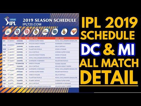 Total match of mi in ipl 2019