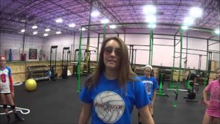 LoneStar Volleyball Shake It Off