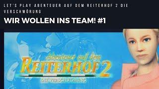 Abenteuer auf dem Reiterhof 2 | Wir wollen ins Team! #1 | MissysVlogs