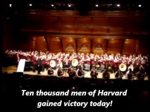 THE GAME, Harvard Football Fight Song