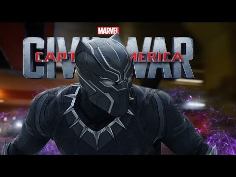 How Fast is Black Panther in Captain America: Civil War?