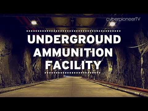 Engineering Our Defence - Build Me Something Better: Underground Ammunition Facility
