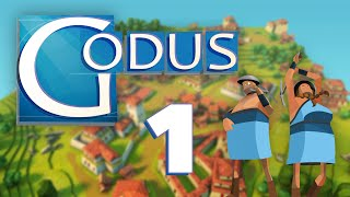 Godus #1 - I AM GOD (Walkthrough Gameplay 2.2)