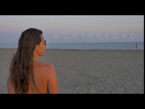 Kiteboarding with Jasmina: Montenegro (epic version)