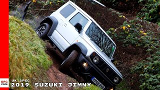 2019 Suzuki Jimny UK Spec