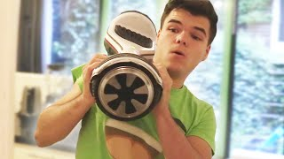 STEALING A HOVERBOARD!! (Q&A Jelly Time)