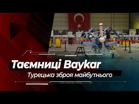 Таємниці Baykar: як Туреччина за допомоги України створює зброю майбутнього