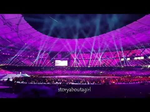 170830 Closing Ceremony 29th SEA Games 2017 | Man Bai - Kau Ilhamku