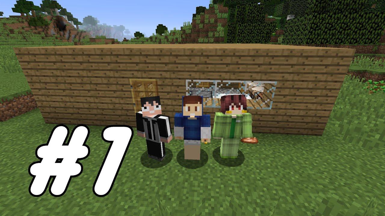 VFW - Minecraft เอาชีวิตรอดไดโนเสาร์ EP.1