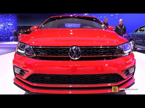 2016 Volkswagen Jetta GLI - Exterior and Interior Walkaround - 2016 New York Auto Show