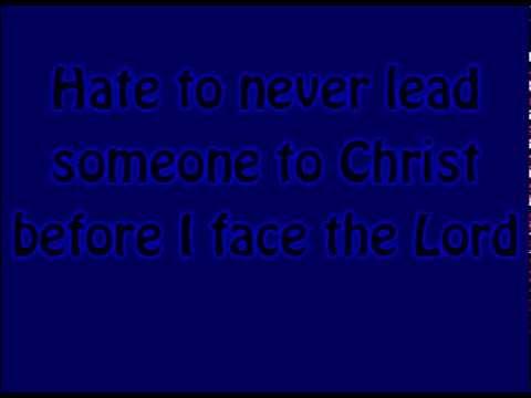 Send Me - Lecrae [Lyrics on Screen]