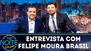 Baixar Entrevista com Felipe Moura Brasil | The Noite (19/03/19)