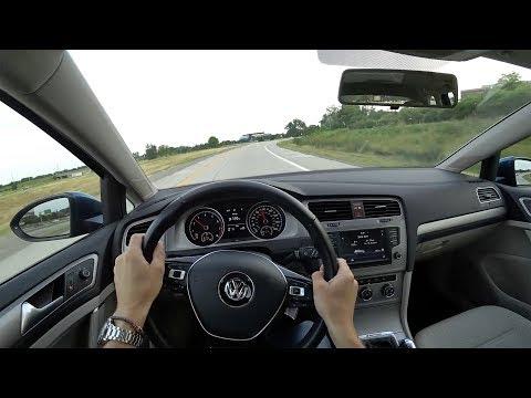 2017 VW Golf SportWagen 1.8T S 4MOTION - POV First Impressions (Binaural Audio)