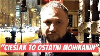 """Babilon w Chicago: """"Cieślak to ostatni Mohikanin polskich cruiserów"""""""