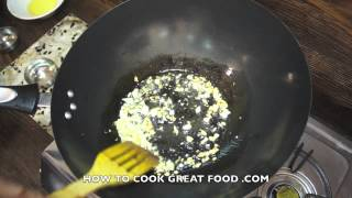 Garlic Fried Rice Recipe - Tagalog Pinoy Filipino