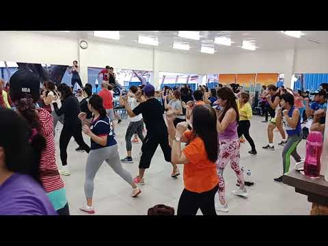 QUEZON MEMORIAL CIRCLE Zumba Fitness by Master Den Arandia Quezon City Philippines
