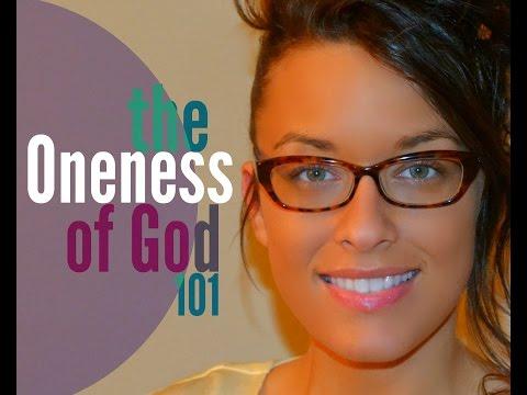 Oneness 101: Trinity Who?