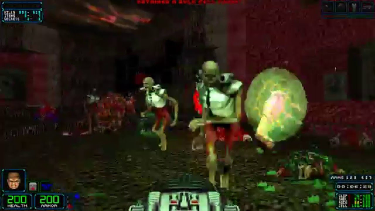 hellbound doom ii map 31