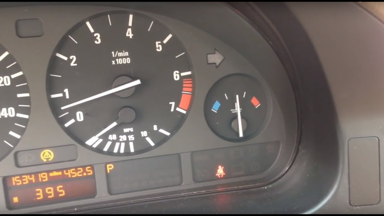 BMW E46 E39 E53 AUX Cooling Fan Problem Not Working
