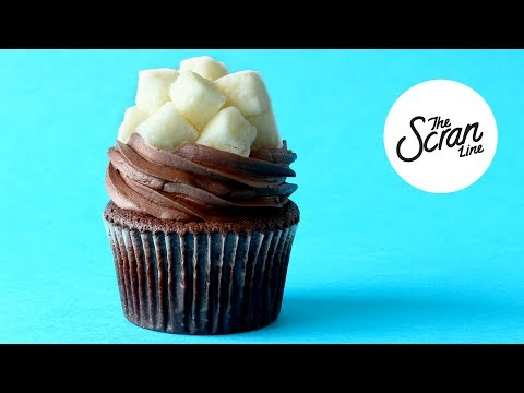 BOUNTY HUNTER CUPCAKES + FIRST SHOUTOUT! - The Scran Line