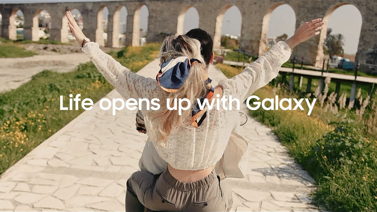 Samsung Galaxy: Life opens up with Galaxy | Samsung Indonesia