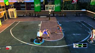NBA 2K14 Blacktop Gameplay: Part 2 [PC]