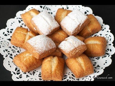 Somali Doughnuts (Kac Kac) Beignets Somalis الدونت الصومالي