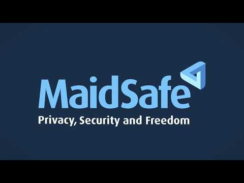 What is Maidsafe?   Cryptoclips Trailer