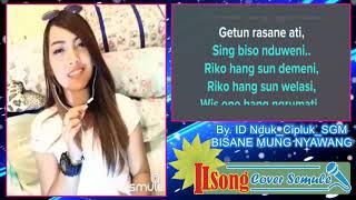 Download Video Duet Karaoke Semule Bisane Mung Nyawang Nduk Cipluk SGM No Vocal Pria By ILSONG MP3 3GP MP4
