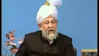 Urdu Tarjamatul Quran Class #53, Surah An-Nisaa v. 20-34, Islam Ahmadiyyat