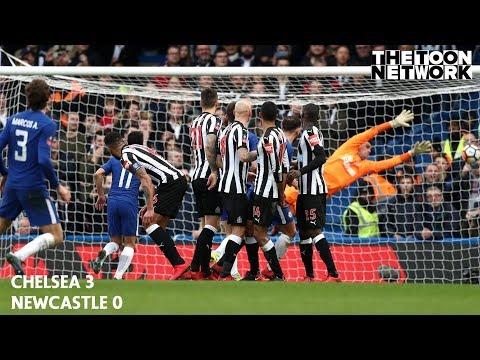 TTN Match Report: Chelsea 3-0 Newcastle