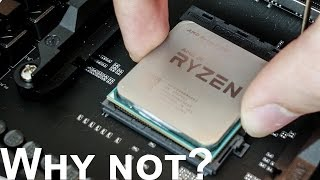Why you should buy the AMD Ryzen 7 1700