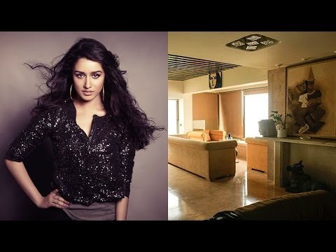 Celebrity Homes: Bollywood Actress Shraddha Kapoor Home