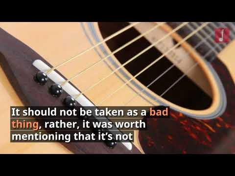 The Yamaha FG700S Acoustic Guitar Review