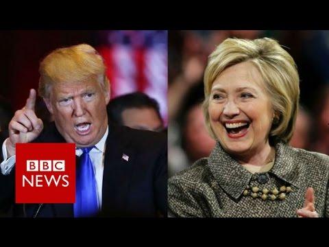 Decoding Trump and Clinton