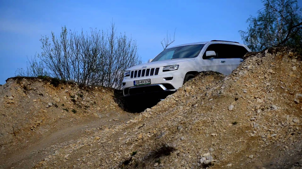 Jeep Grand Cherokee Offroad Quadra Drive Ii Youtube