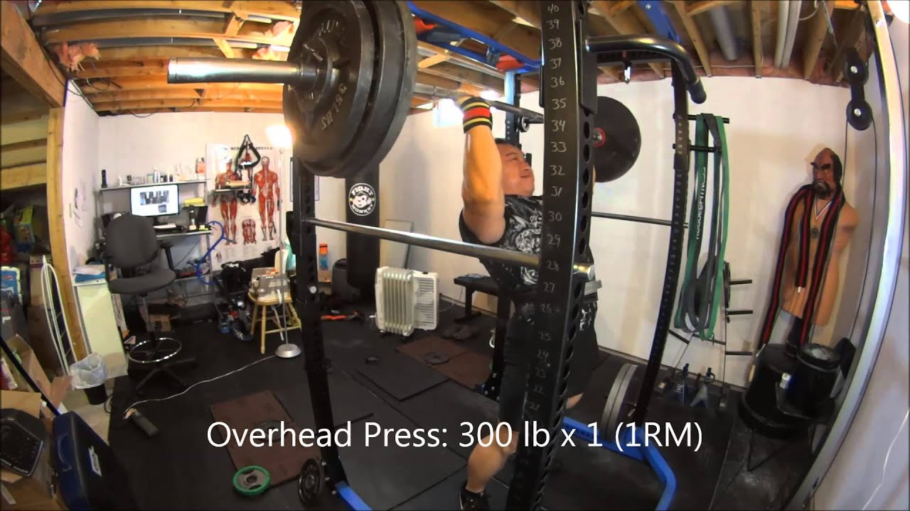 3 Ways To Increase Your Overhead Pressing Strength - All Things Gym