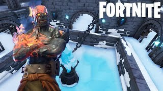 Fortnite Snowfall Skin Key #1