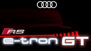 아우디 타이칸? 저렴이 포르쉐? _ 이 차가 궁금한 이유?!   아우디 이트론 GT   Audi e-tron GT   RS etron GT