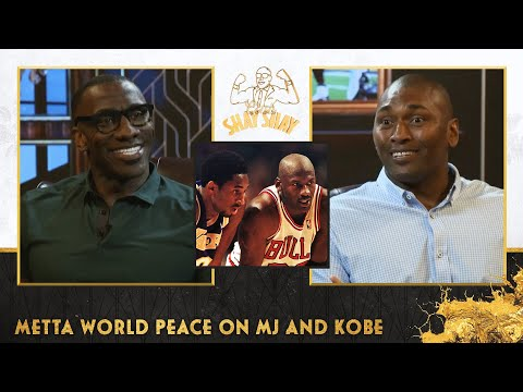 Metta World Peace on the difference between Jordan & Kobe | EP. 31 | CLUB SHAY SHAY S2