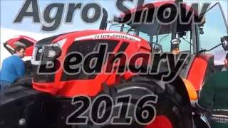 Agro Show Bednary 2016 *Relacja*