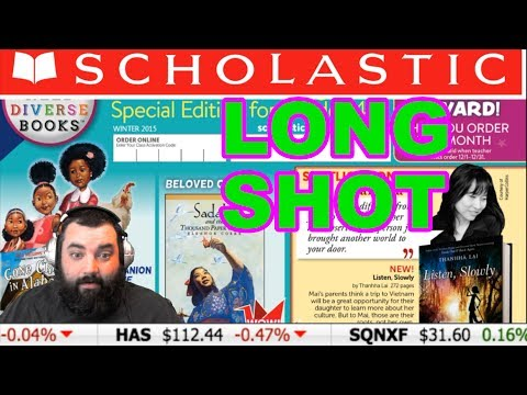 *LONG SHOT INVESTING *  SCHOLASTIC CORPORATION ~Investor XP~