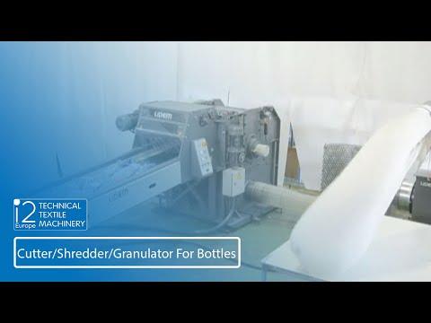 Shredder For Plastics