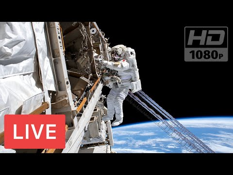 WATCH LIVE: NASA Astronauts Glover and Hopkins go for spacewalk outside the ISS @07:30am ET