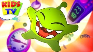 Time Travel | Om Nom Stories | Episode 11 | Cartoon Videos For Children